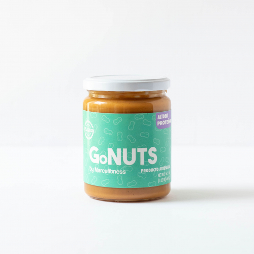 GONUTS CREAMY BY MARCEFITNESS