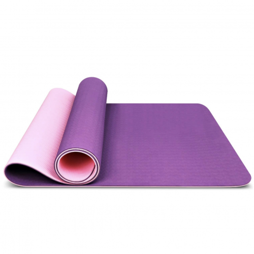 MAT YOGA COLOR MORADO
